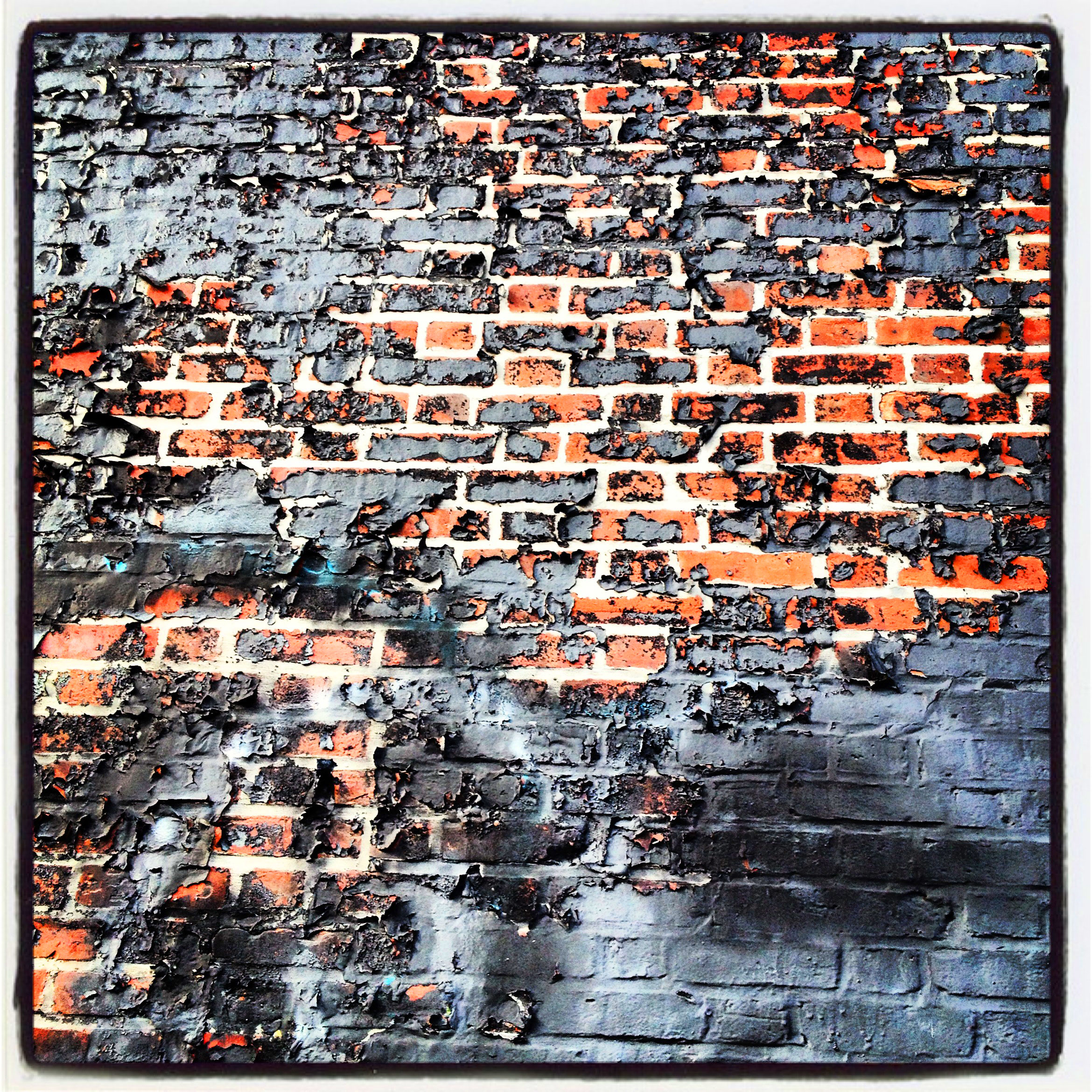 BROOKLYN BRICK WALL NEW YORK