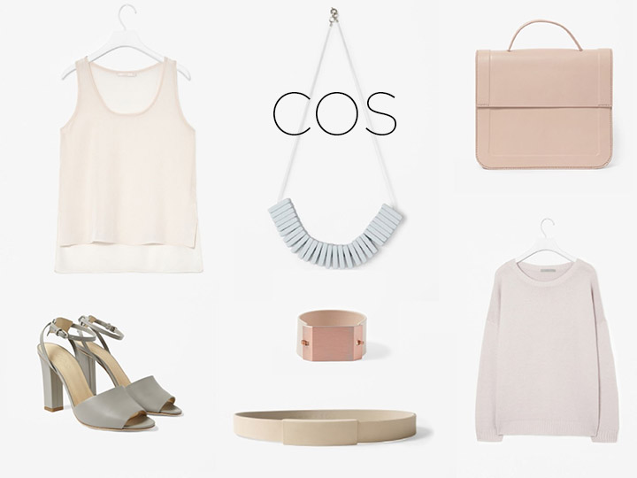 COS H&M Group Spring 2013 Women's Fashion | DeSmitten