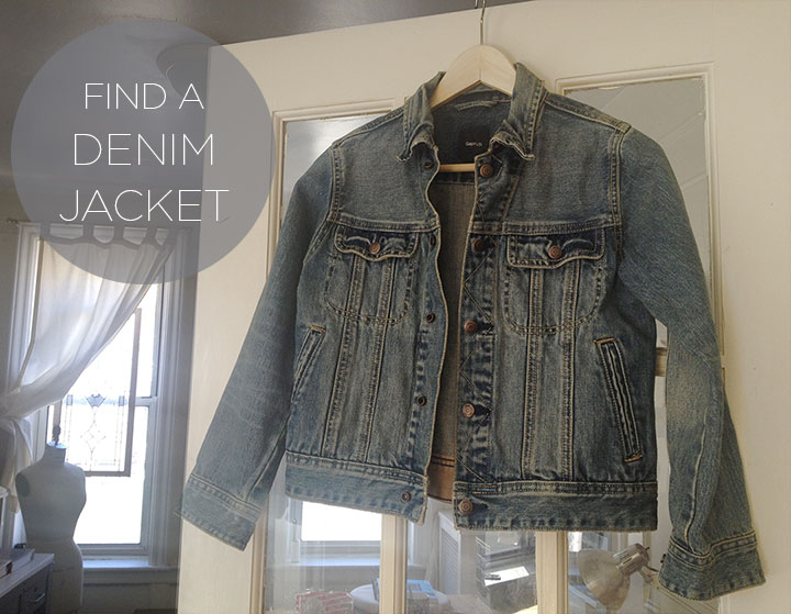DIY Denim Vest  Spring 2013, Sustainable Fashion, Repurposed denim jacket, women's fashion | DeSmitten