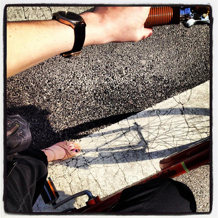 Vintage Brooklyn Bike Ride | DeSmitten