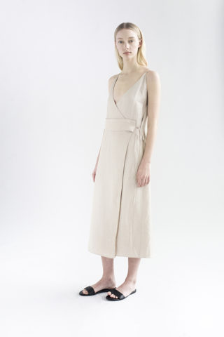1st-slip-wrap-dress-versatile-dress-made-in-new-york-capsule-wardrobe-DE-SMET