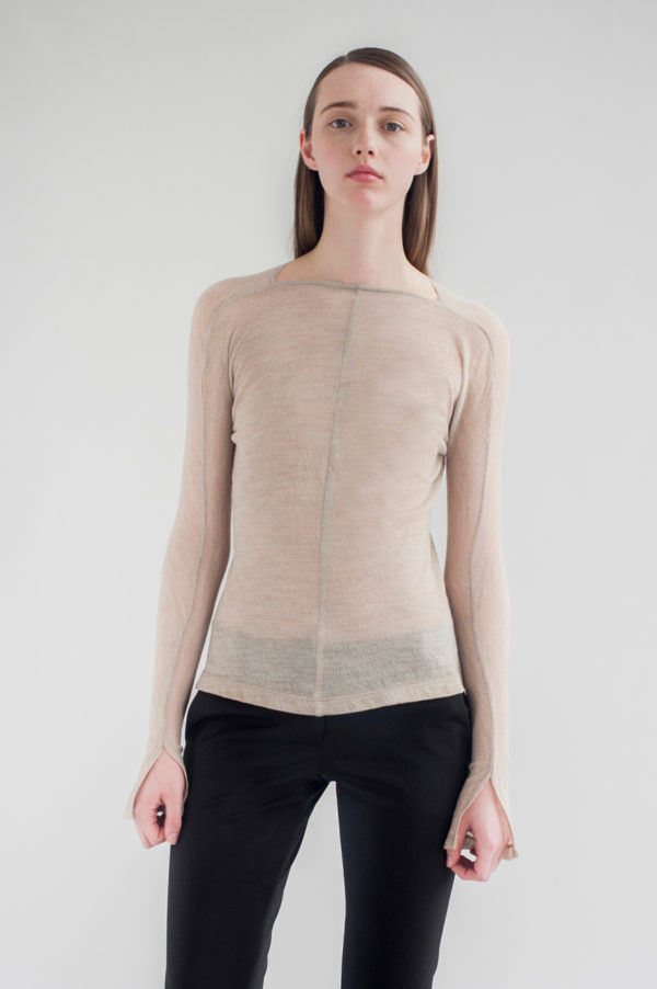 FIFTH-LONG-SLEEVE-KNIT-TOP-SEDIMENT-2-DE-SMET