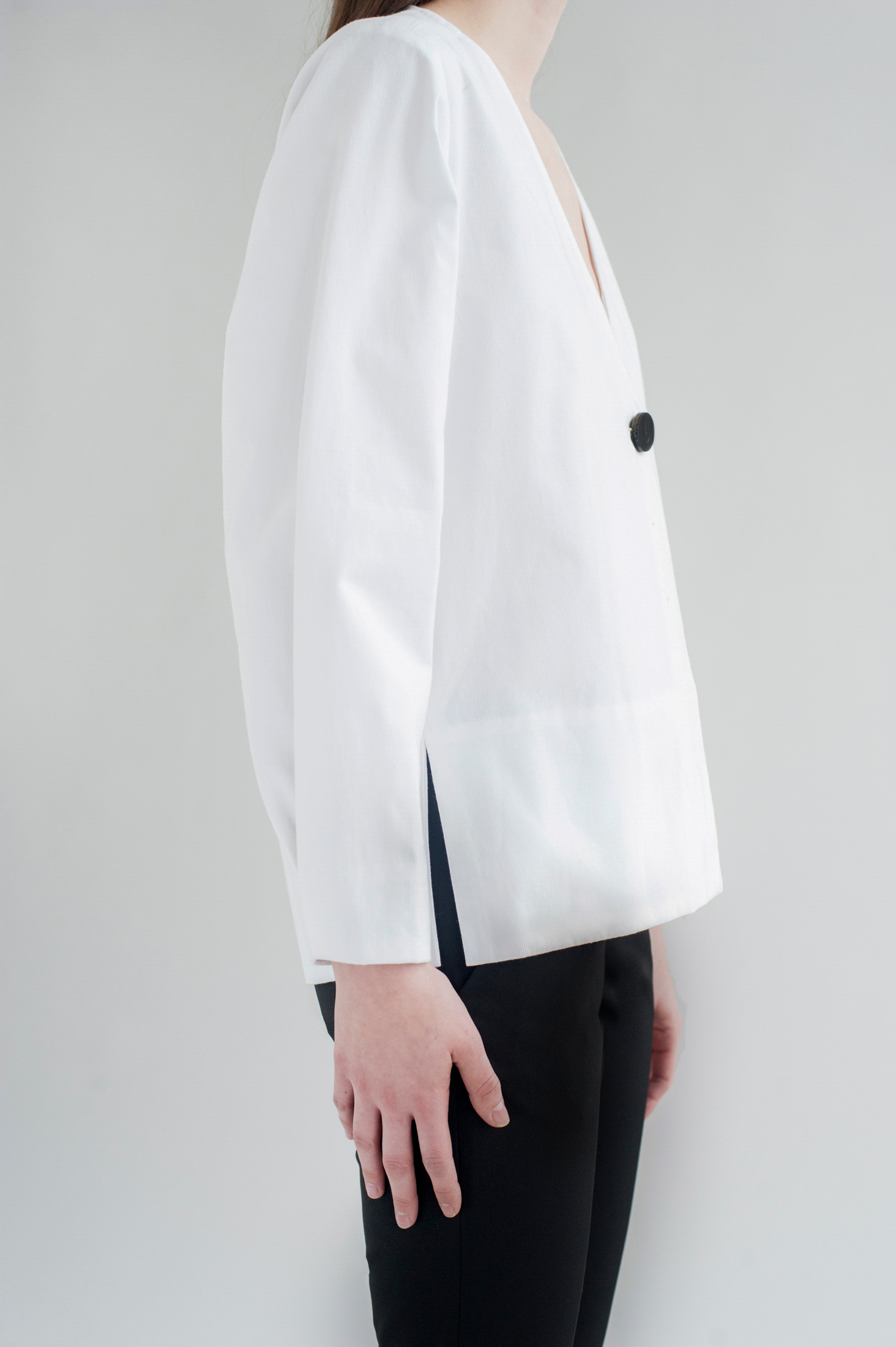 Shirt Jacket Starch De Smet